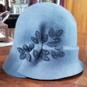 GIOVANNIO NEW YORK 1930s Style Hat